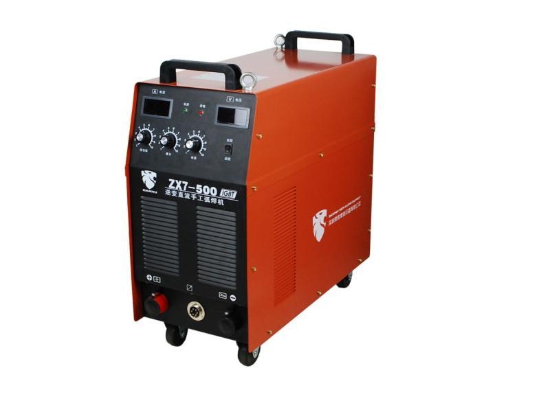 DC Arc Welding Equipment ZX7-500 IGBT DC Welding Machine Price with Stable Performance