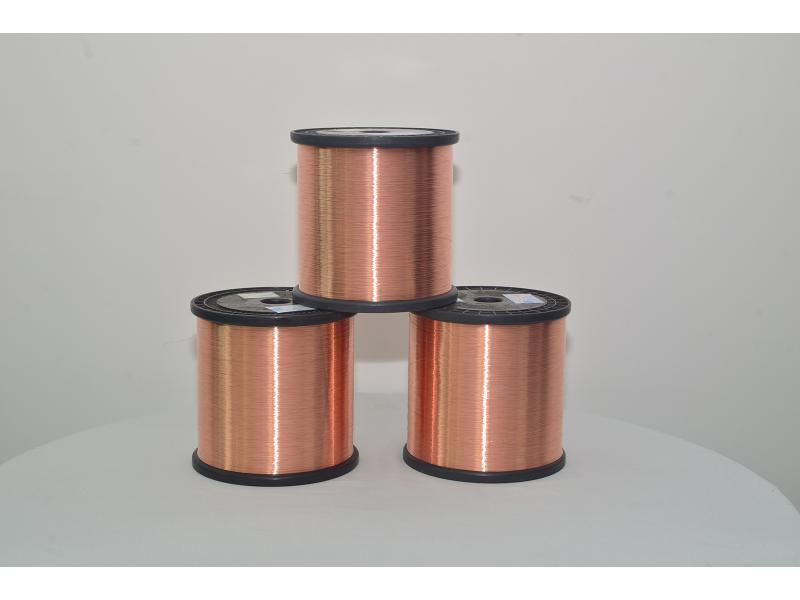 Copper Clad Aluminium Alloy Wire