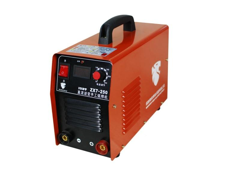 IGBT DC Inverter Mma China Small Portable Welding Machine ZX7-250