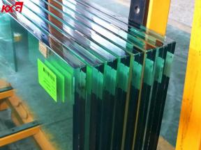 High Quality PVB Laminated Glass Clear Tempered Laminated Glass Factory