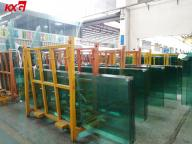 4-19mm Safety Clear Tempered Glass Toughened Glass Manufacturer