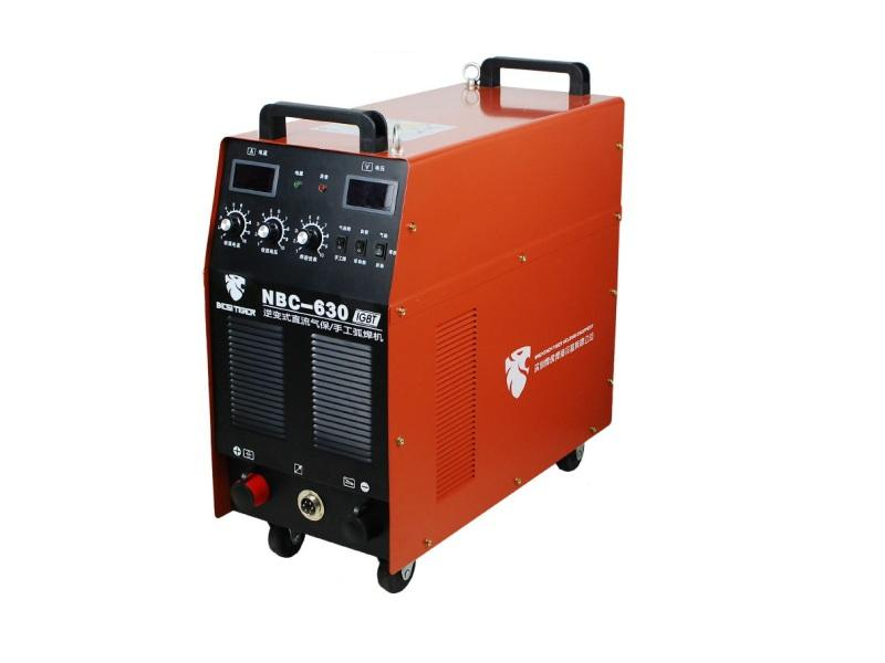 NBC-630 Industrial Use Inverter CO2 Gas Shielded Welding Machine