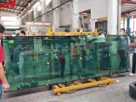 China Energy Saving Soundproof Reflective Tempered Insulated Glass Factory