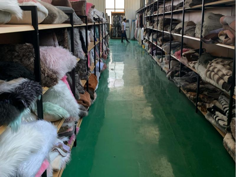 Hebei Xieying Fur Productis Co.,ltd.