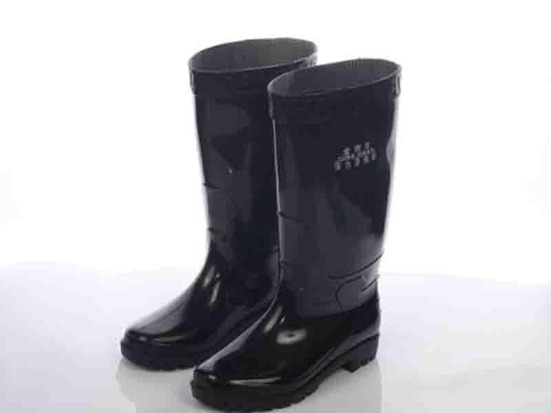 JW-102 PVC High Civil Working Rain Boots