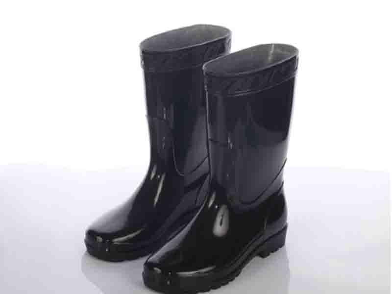 JW-103 Middle Height PVC Rain Boots