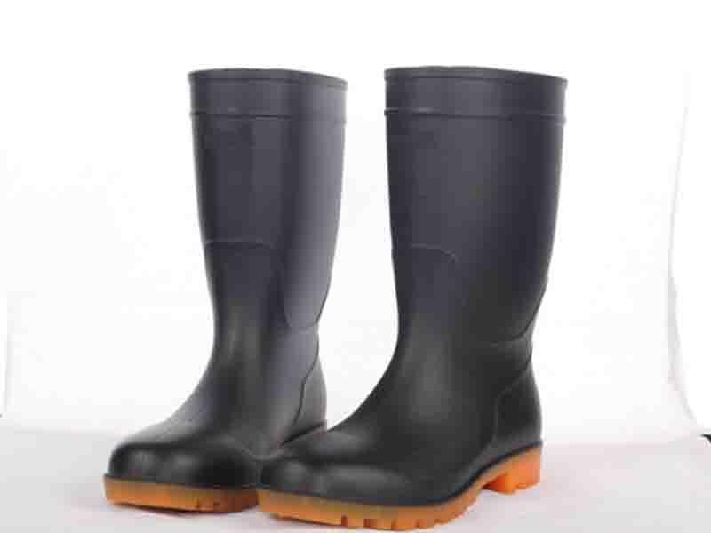 JW-9665 Japan Style PVC Safety Boots