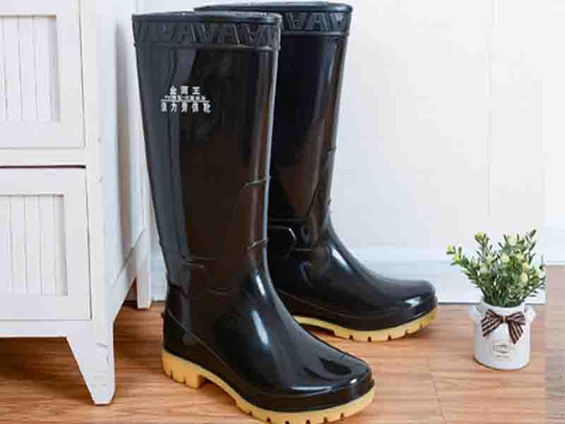 JW-201 PVC Safety Civil Working Boots