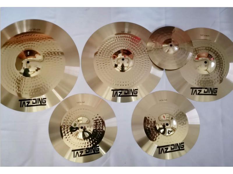 Brass  Cymbals