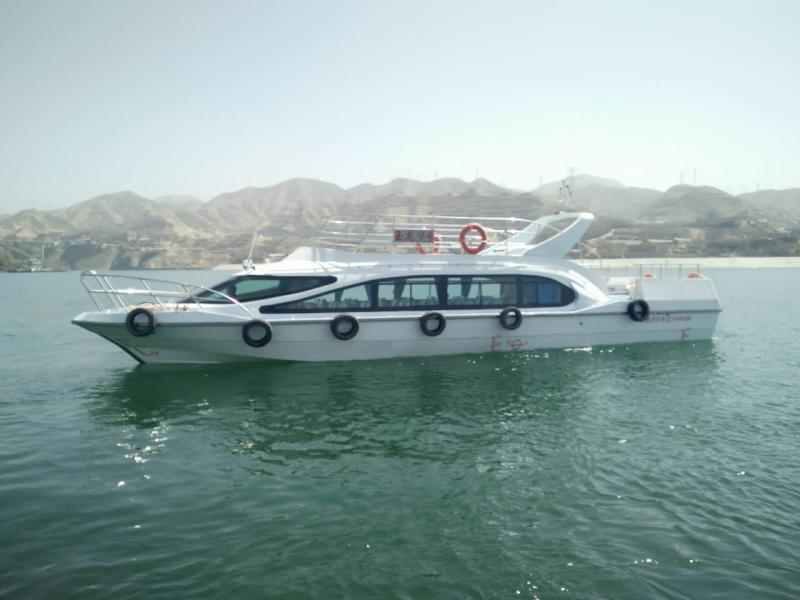 15.8m Passenger Boat for Ferry Transport