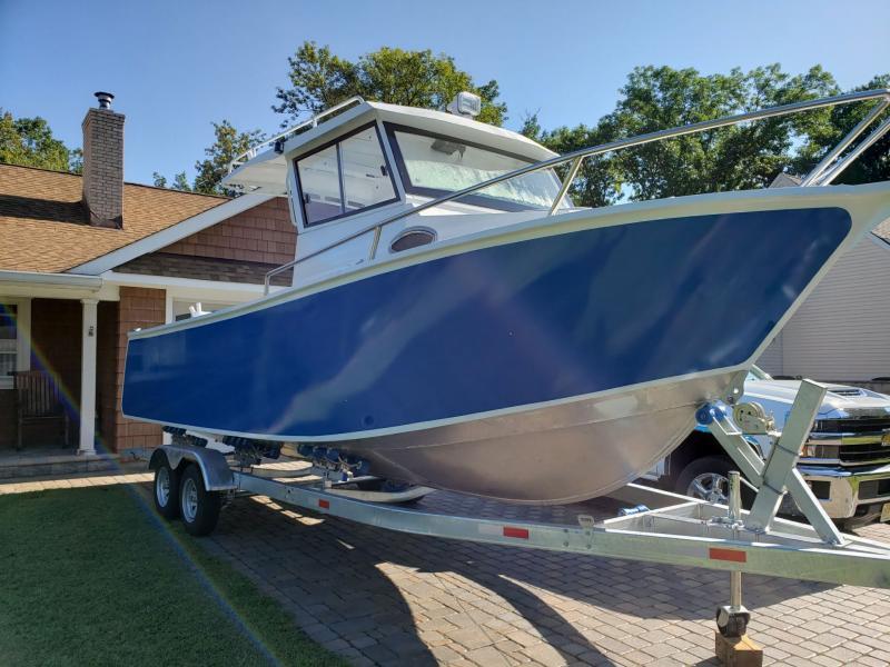 27ft Aluminum Fishing Boat Australia Standard