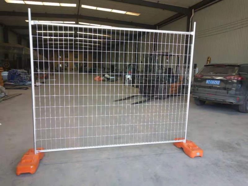 Temporary Barrier Fence for  Construction Security Fencing Panels