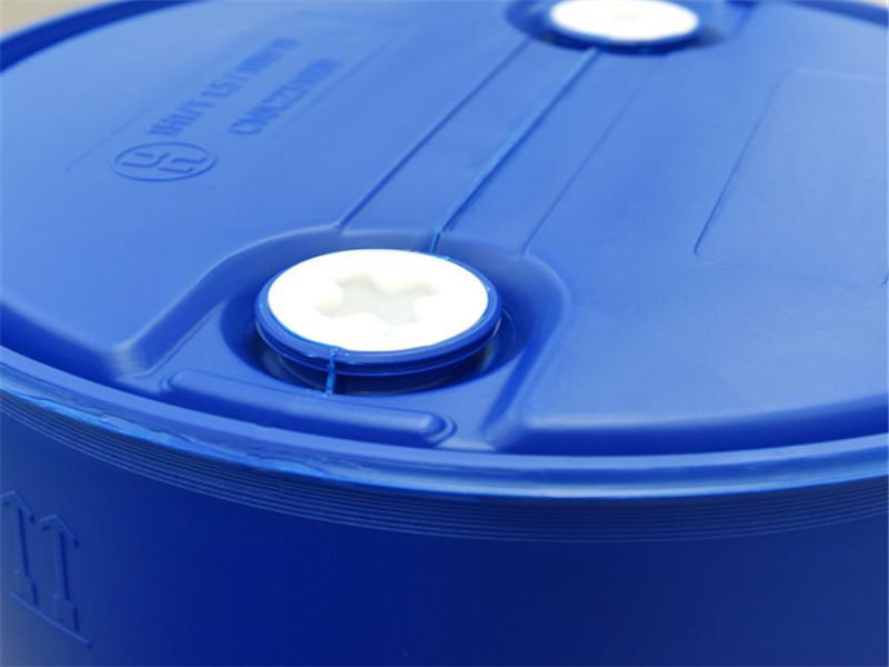 Plastic Drum/Barrel/Closed-single-ring Plastic Drum/Closed-double-ring Plastic Drum 200L for Pharmac