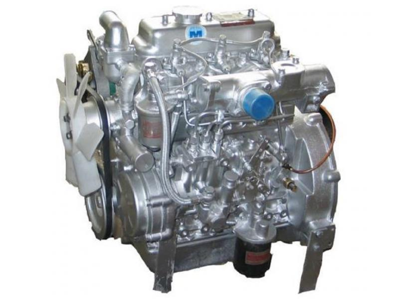 Laidong Multi-Cylinder Diesel Engine for Genetator Sets 35HP (4L22BD)
