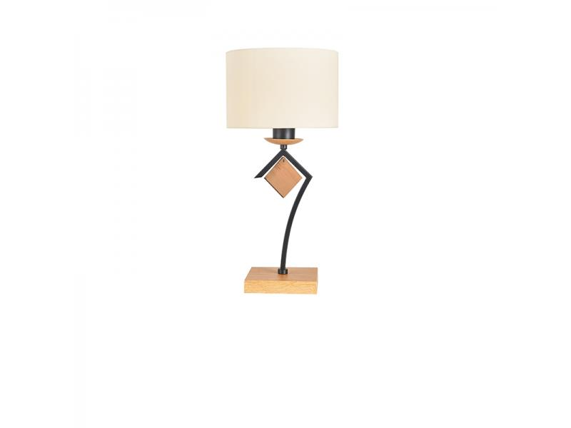 1 Light E27 European Style Table Lamp
