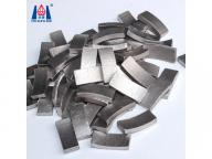 Building Tools Concrete Drilling Diamond Segments for Core Bit