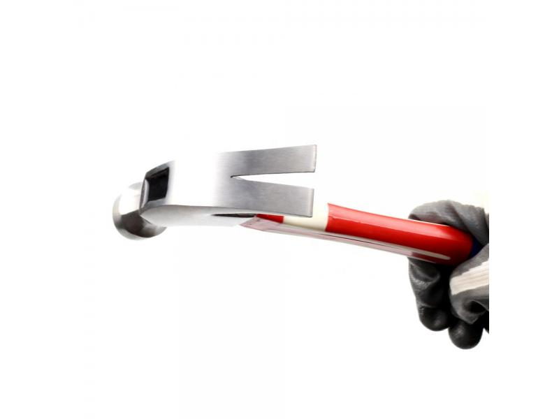 Customers Logo Best Forged Carbon Steel Claw Hammer