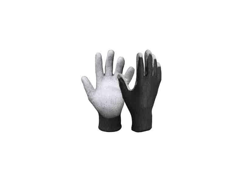 PU Dipped HPPE Gloves/CRG-003-B
