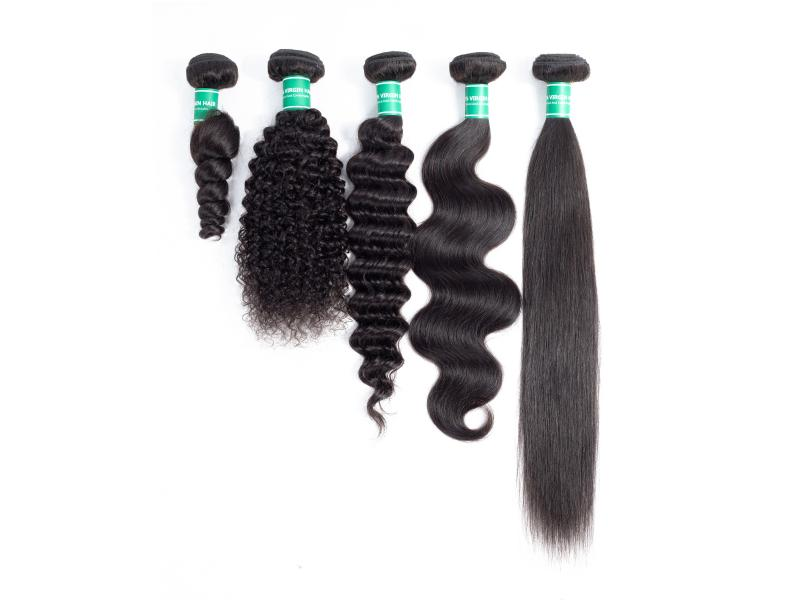 Virgin Brazilian Cuticle Aligned Hair/100% Mink Brazilian Human Hair Vendors/Unprocessed Wholesale V
