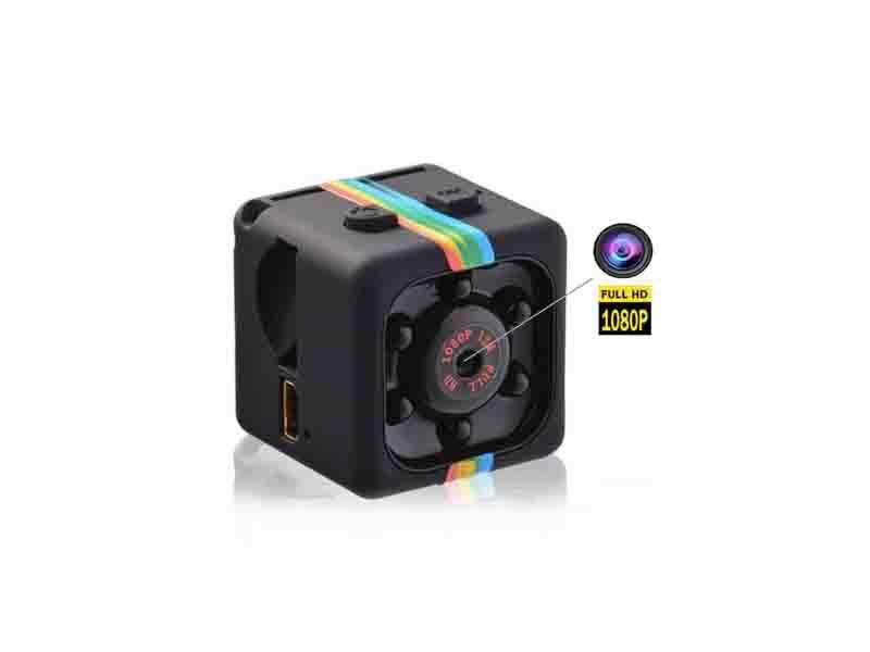Amazon FBA Hot Selling HD 1080P Wireless Security Hidden Camera/Spy Camera Mini Camera Cam SQ11