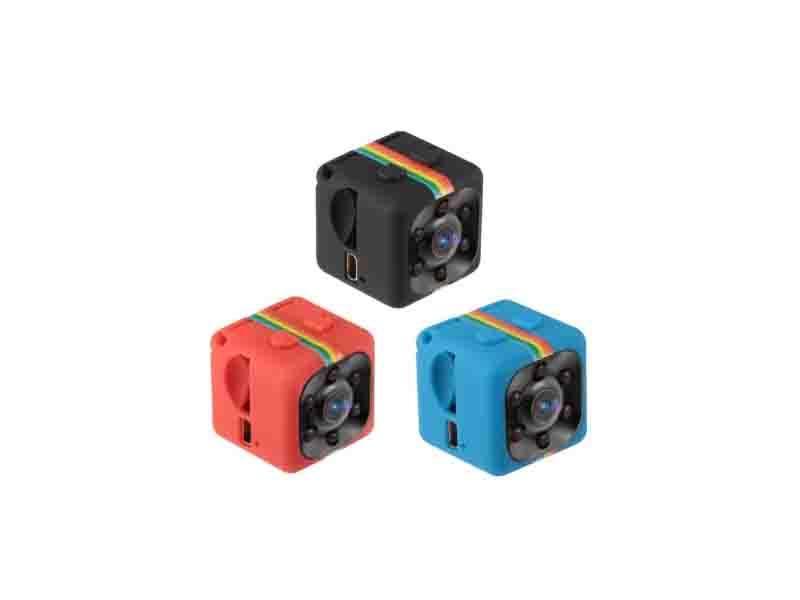 Original Mini Cam WIFI Camera SQ13 SQ11 SQ12 FULL HD 1080P Waterproof Shell CMOS Sensor Night Vision