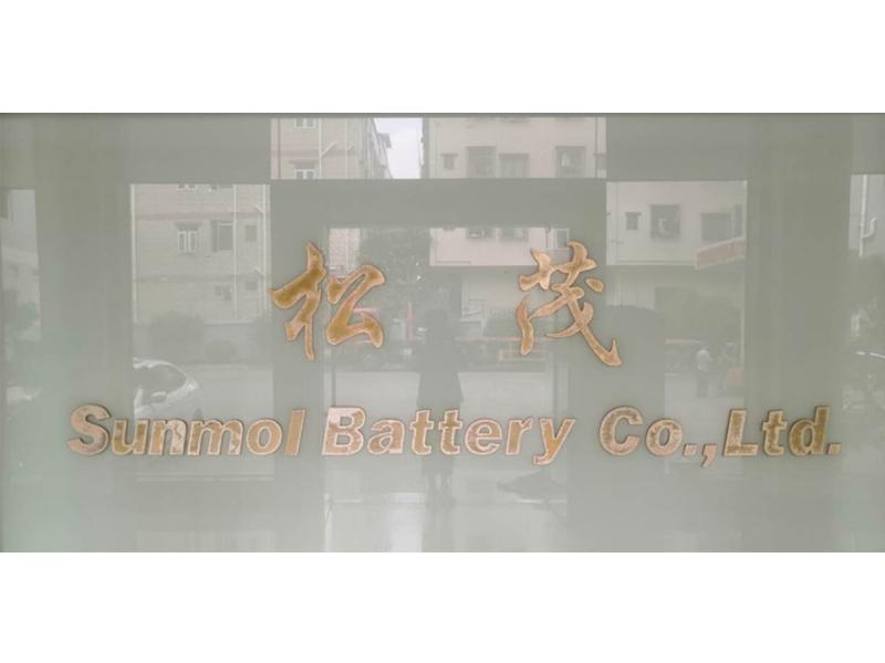 Dongguan Sunmol Battery Co.,ltd