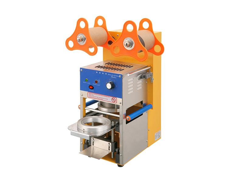 High Quality Bubble Tea Automatic Cup Sealing Machine