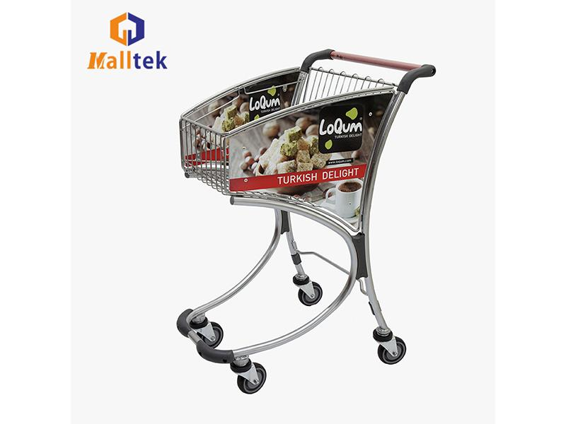 Wholesale Airport Hand Airport Luggage Baggage Trolley Manufacturers