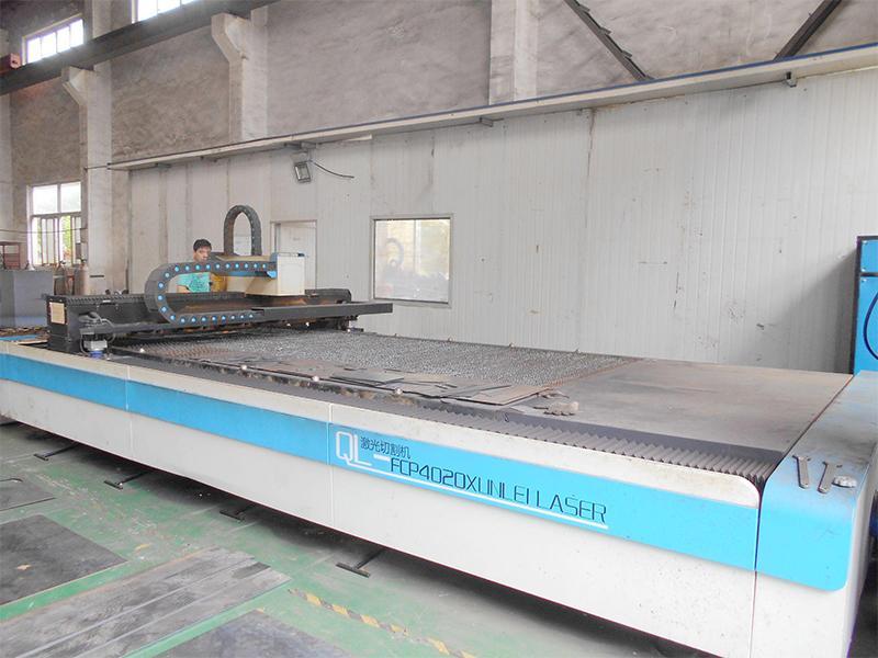 Tongling Longshun Environmental Protection Equipment Co., Ltd.
