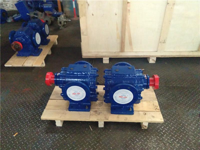 Gear Oil Pump with Heating Jacket