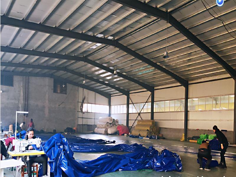 Shijiazhuang Jinze Plastic Tarpaulins Manufacturing Co., Ltd.