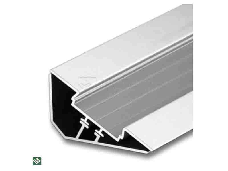 Custom Processing Extruded Aluminum Profile Manufacture Aluminum Lighting Housing