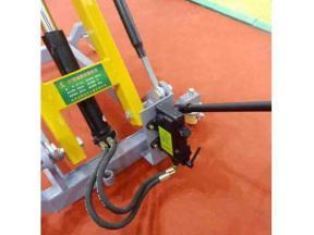 MADE in P.R.C Low Position Transmission Jack/Used Truck Transmission Jack Lift
