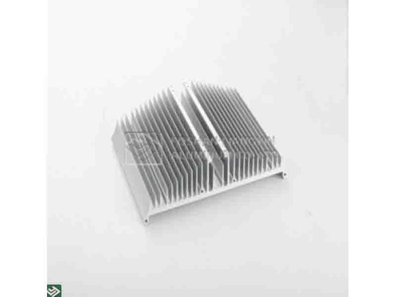 Extruded Customized Aluminum Profile / Aluminum Product / Radiator Heat Sink