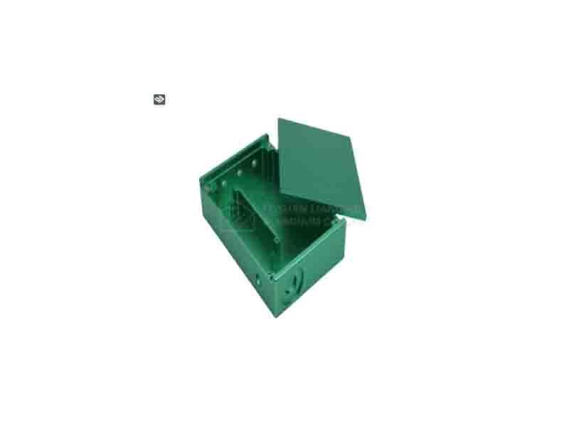 Foshan Manufacturer Custom Designed Machining Aluminum Profile Extrusion Case
