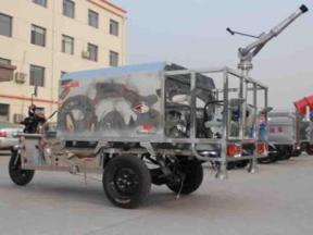 High-pressure Sewer Flushing Vehicle