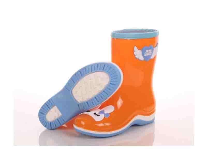 JW-901 Children's PVC Fashion Boots