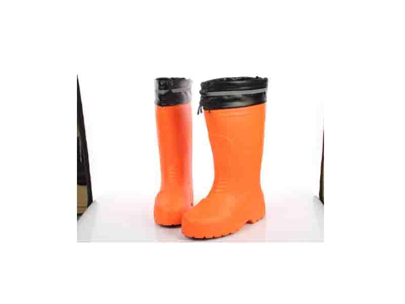 JW-306 EVA Warm Refrigeration Safety Boots with Composite Toe and Cotton Lining