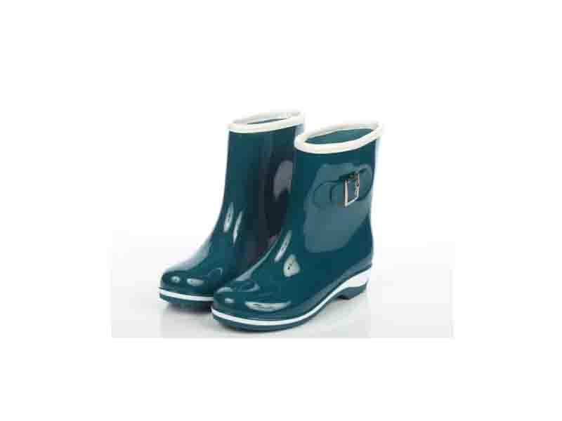 JW-628 PVC Women Fashion Boots