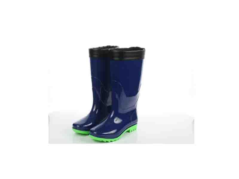 JW-818 Knee High PVC Civil Working Rain Boots