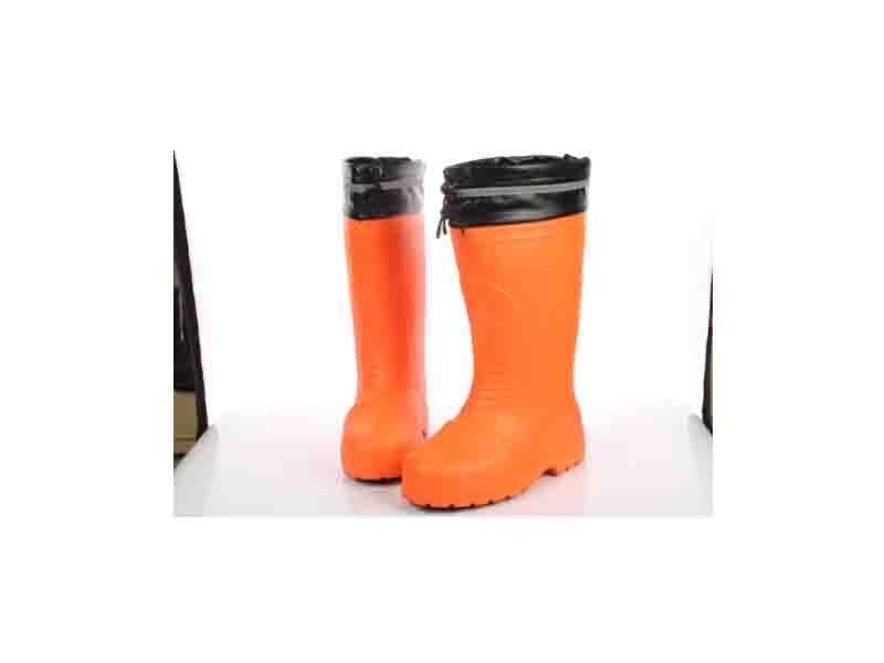 JW-306 EVA Safety Boots with Moveable Cotton Lining