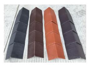The Plastic Slate for Roof Tile  Roof Plastic SlateRoof Plastic Ridge Factory