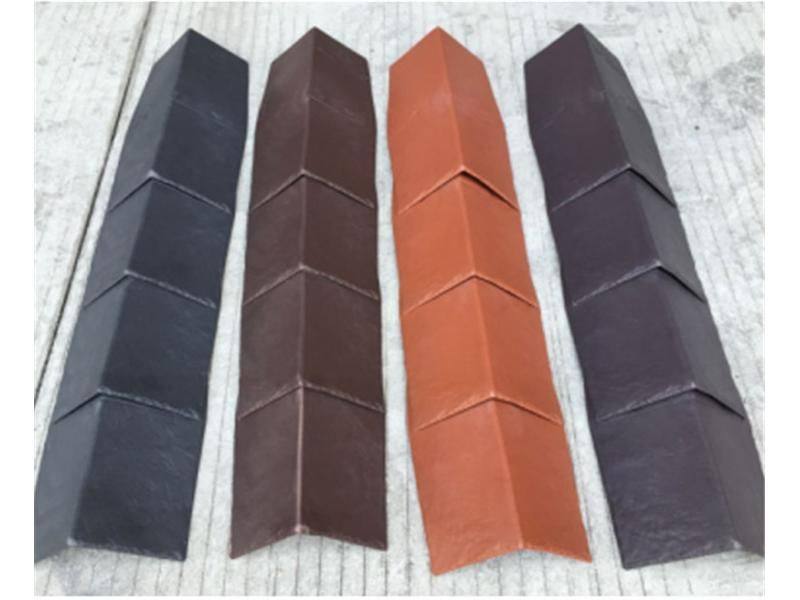 The Plastic Ridge for Roof Tile/Roof Plastic Ridgeplastic Extrusion Supplier Plastic Extrusion Roof