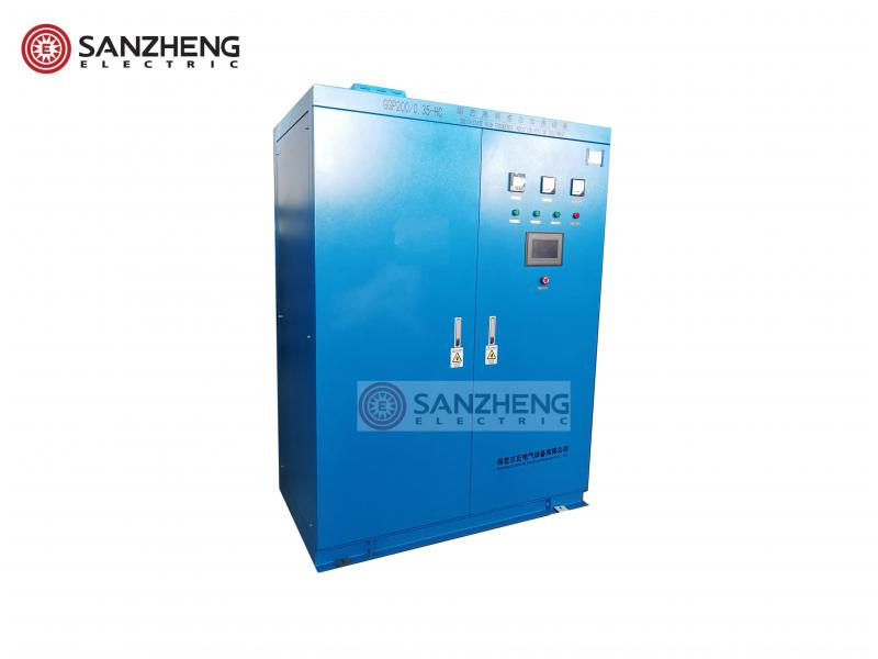 200kW Solid-state HF Induction Welding Equipment
