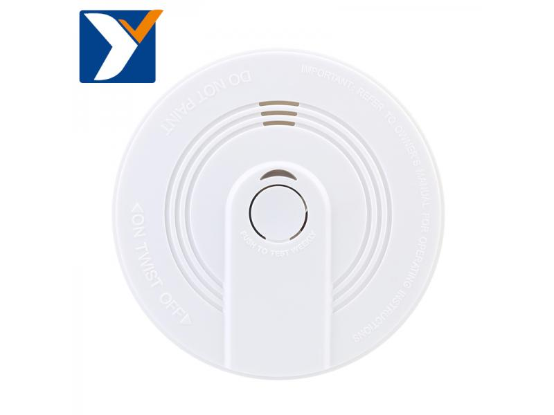 Independent Photoelectric Smoke Detector Battery for Home