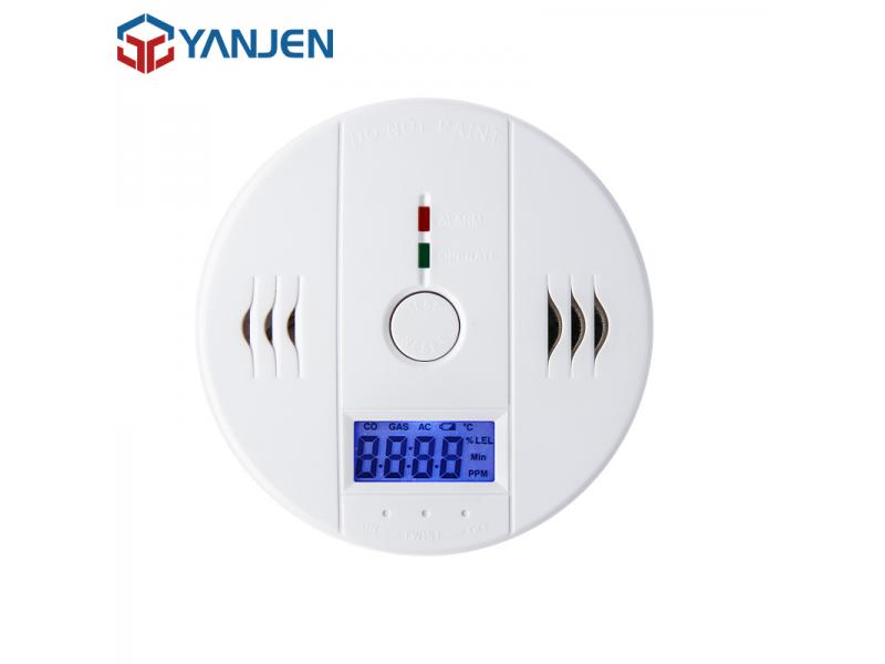 Electrochemical Carbon Dioxide Detector Alarm YJ-806