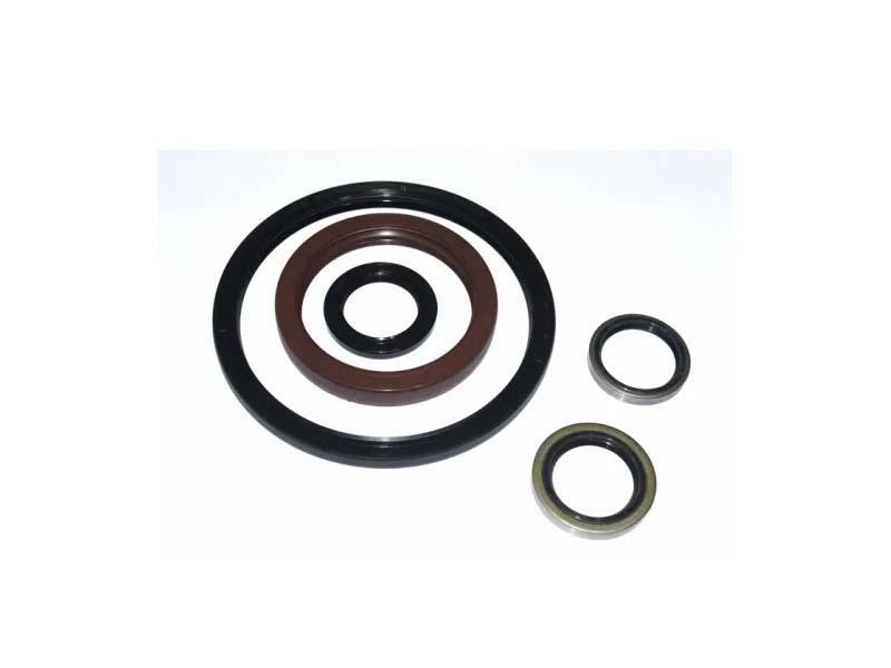 Rubber FKM Brown Oil Seals for Auto Parts