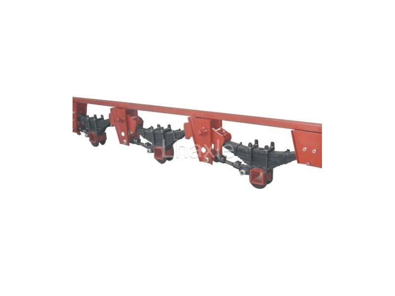 Trailer Parts Mechanical Suspension From China Manufacturer