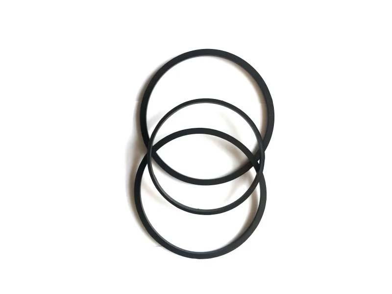 Customized NBR HNBR FKM PTFE EPDM Rubber Gasket Telflon Sealing Gasket Seal Ring