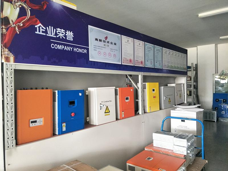 Jinan Deming Power Euipment Co.,ltd
